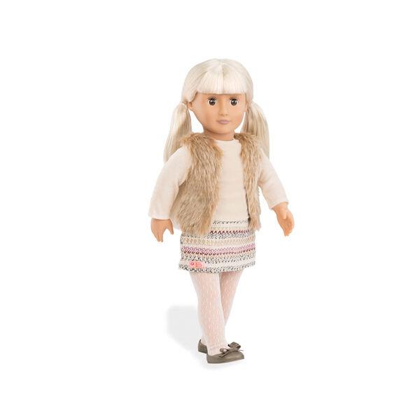 Our Generation - Aria 46 cm Puppe