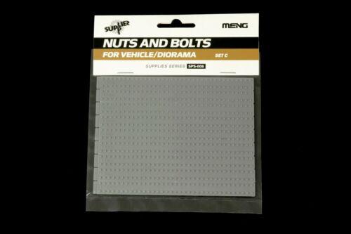 MENG NUTS /& BOLTS SET C  #SPS-008