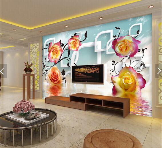 3D golden pink 5675645 Fototapeten Wandbild Fototapete BildTapete Familie DE