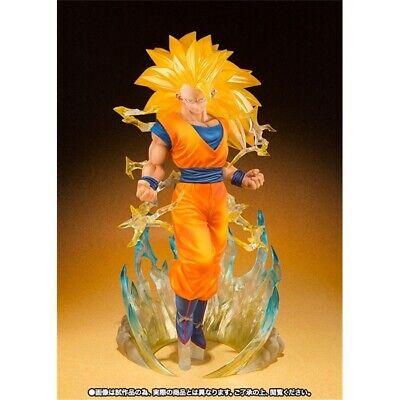 Dragon Ball Z Super Son Goku Super Saiyan Tamashii Buddies Statue Bandai