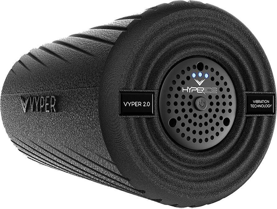 Hyperice Vyper 2.0 Rodillo vibrante-Negro