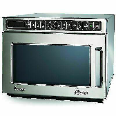 Amana Hdc12a2 Countertop Microwave Oven