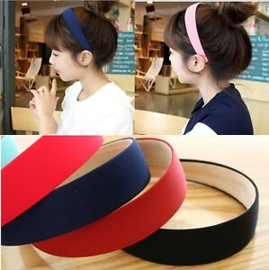 Hot-Sports-Gym-Hairband-Head-Hair-Bands-Party-Make-Up-Wide-Washing-Face-Headband