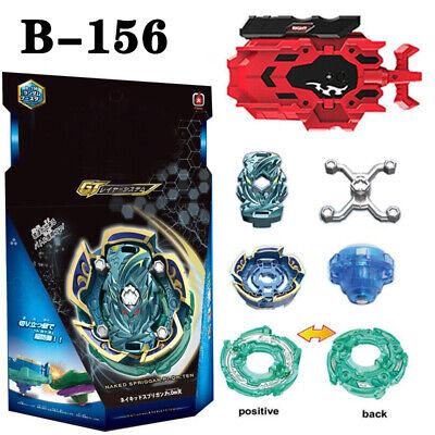 B156 GT Beyblade Burst Set Booster Naked Spriggan.Pr.Om