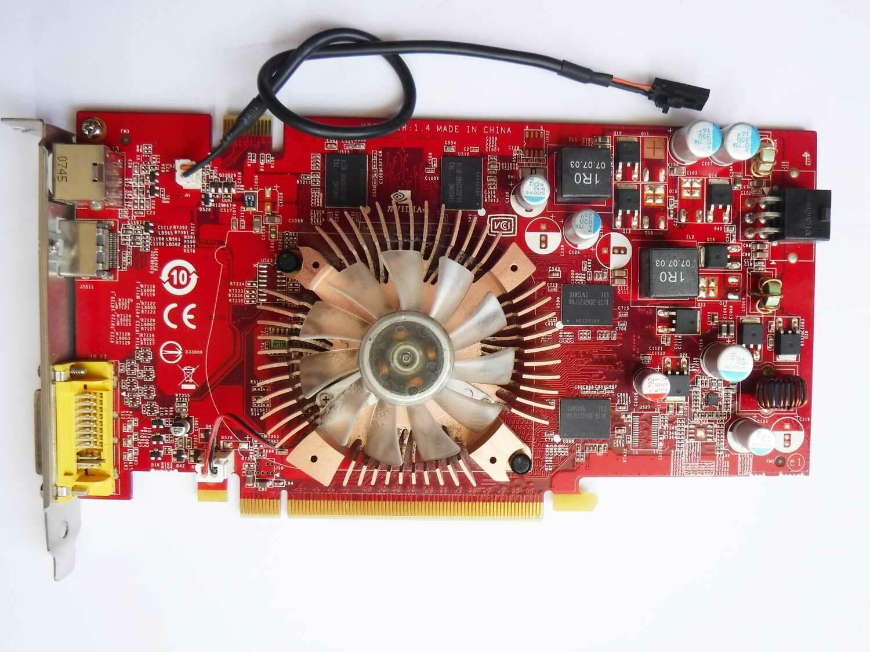 MSI NVIDIA GeForce 8600GT 256MB DDR3 Graphics Card HDMI DVI S
