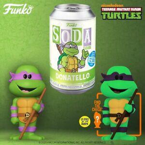 Funko Soda TMNT Donatello Common PRE ORDER