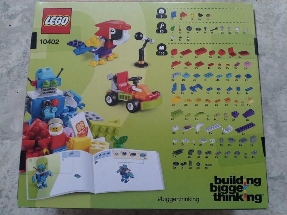 Lego Exclusives, 10402