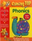Coming Top: Phonics - Ages 5-6: 60 Gold Star Stickers - Plus 30 Illustrated Stickers for Added Fun and Value by Louisa Somerville, Smith David (Paperback, 2015)