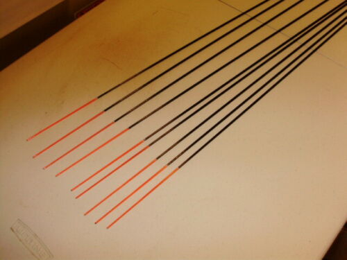 "31/"" Bluegill Solid Fiberglass OLD SCHOOL Ice Fishing Rod Blank Wholesale Price"
