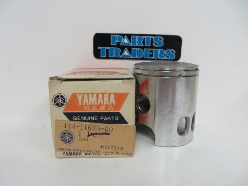 NOS Genuine Yamaha .25 Over Bore Piston DT125 DT 125 1974 1975 74 75