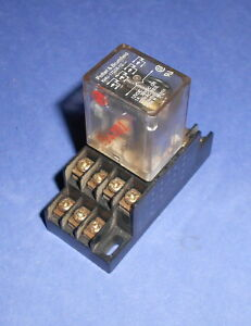 Potter /& Brumfield KHAU-17D11-24 General Purpose Relay 24 V Super Fast Shipping