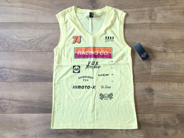 Fox Racing Womens Die Hard Lace Tank