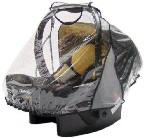 Housse de pluie pour s/'adapter Maxi-Cosi CabrioFix et Pebble Siège Voiture Couverture NEUF