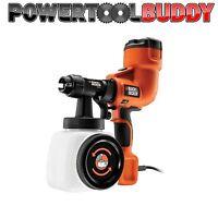 Black & Decker Hvlp200 Handheld Paint Spray Gun 400w 240volthm