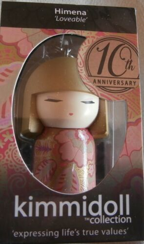 KIMMIDOLL COLLECTION 12 KEYCHAINS TGKK217-TGKK228 NEW RELEASE 08//2017  MINT