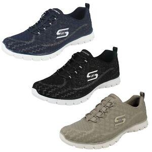 skechers white glitter trainers