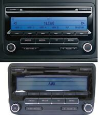 Vw Volkswagen Rcd 310 Mp3 Autoradio Radio Ebay