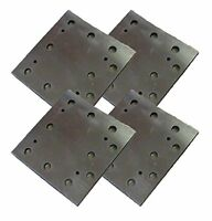Ridgid R2501 R.o.sander (4 Pack) Replacement Pad Plate W/cushion 200202538-4pk