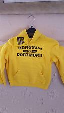 BVB Borussia Dortmund Kapuzen Sweatshirt  Gelb  Gr. 128  NEU mit Etiket  Günstig