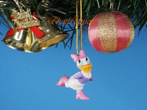 Decoration Xmas Ornament Decor Disney Olympics Donald Duck Daisy Figure Skating