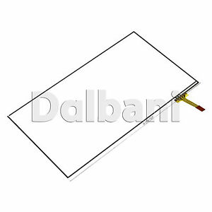 """7/"""" DIY Digitizer Resistive Touch Screen Panel 160mm x 100mm 4 Pin"""