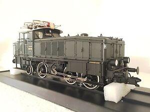 Marklin-voie-1-locomotive-electrique-55602-E-60-DRG-MFX-son-numerique-pour-Kiss