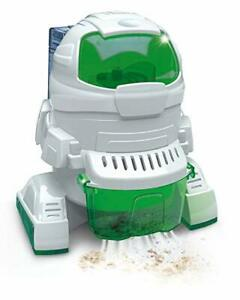 EcoBot DIY Assembly Kit Motorized Vacuum Robot Toy for ...