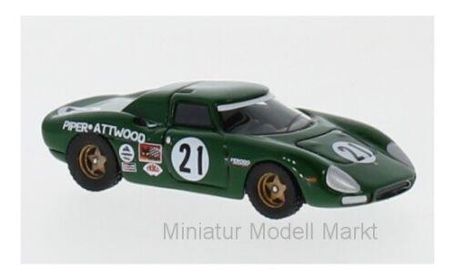 BoS-Models Ferrari 250 LM #21-24h Le Mans #87623 1968-1:87