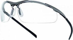 Bolle Contour Contmpsi Metallrahmen Sicherheit Brille Klarglas - 2,5 Oder 10
