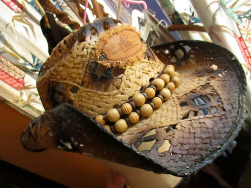"""Mexican SOM-HER Size M (21-22"""") Lightweight Brown"""