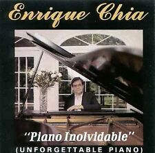 Chia, Enrique: Piano Inolvidable  Audio CD
