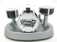 Mini Finger Drum Set Novelty Desk Musical Toy Touch Drumming LED Light Kids Jazz