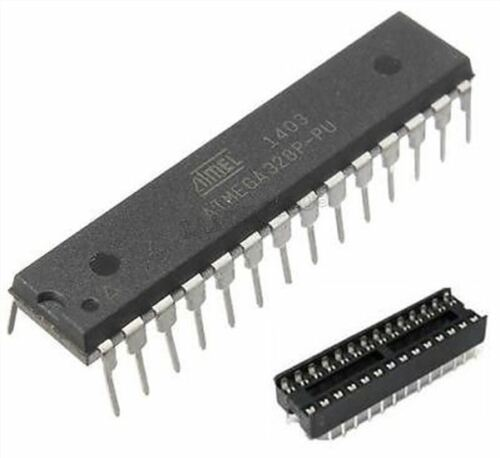 5 Stück ATMEGA328P-PU ATMEGA328P DIP28 Mikrocontroller fl