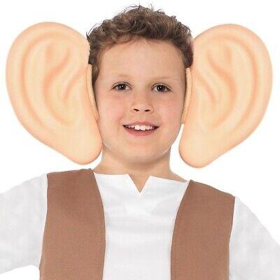Capace Bambini Roald Dahl Bfg Orecchie Set Costume Con Licenza Ufficiale Piacevole Nel Dopo-Gusto