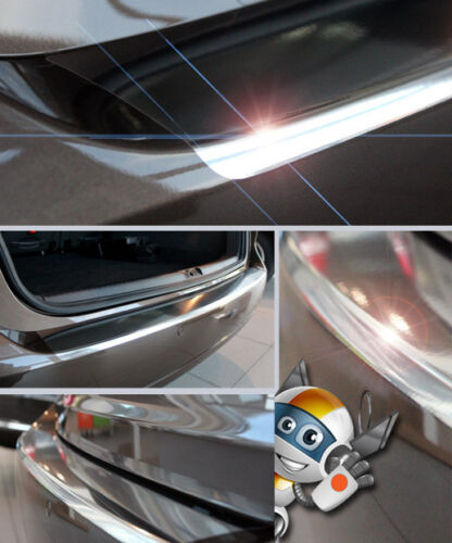Lackschutzfolie Ladekantenschutz Schutzfolie Passend für Opel Zafira C Tourer