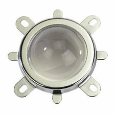 44mm Lens 50mm Reflector Collimator Base Housing Fixed Bracket For 100w Led