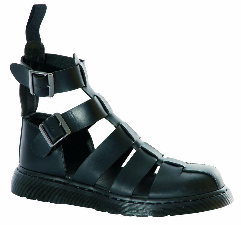 Dr Martens 15696001 Slip On Sandale Geraldo Black 15696001 Martens Original Classic Doc a2a565