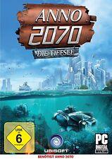 Anno 2070 die Tiefsee Ubisoft Uplay PC CD Key - sofort lieferbar - keine CD/DVD