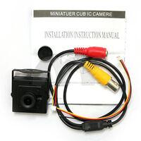 Hd 700tvl 1/3 Ntsc 3.6mm Mtv Board Lens Mini Cctv Security Video Fpv Camera