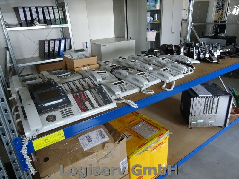Bild 11 - Telefonanlage HiPath 3800 Telefone OpenStage HeadSet GigaSet Telefonie