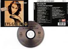 """LYS GAUTY """"Le Chaland Qui Passe"""" (CD) 16 Titres 1991"""