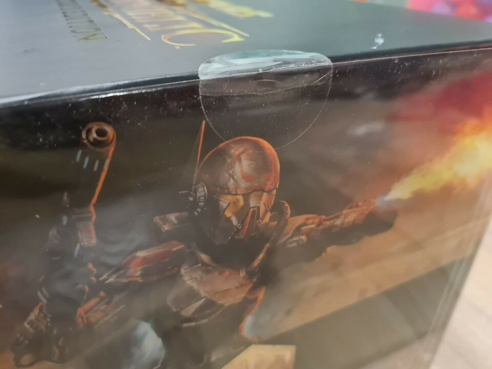Star wars old republic collector's edition NY, til pc,