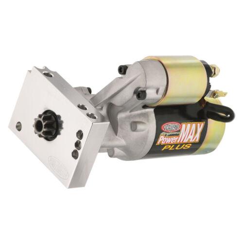 Powermaster 9004 GM Hitachi Long Style Mini Starter fits 153T or 168T Flywheels