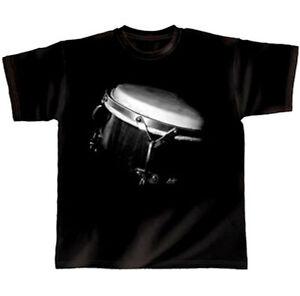 Rock You Batteur Batterie T-shirt Lunar Eclipse Taille M Cadeau Pour Batteur-afficher Le Titre D'origine