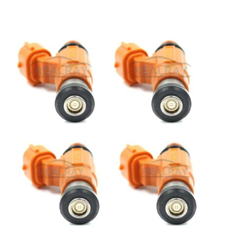 4x OEM Fuel Injector for Suzuki Outboard DF90 DF100 DF115 DF140 HP Flow Matched