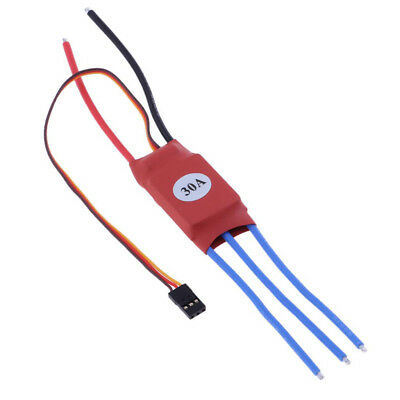 40A 2-3S Brushless ESC Speed Control 5V 3A for RC Airplane Accessories Parts