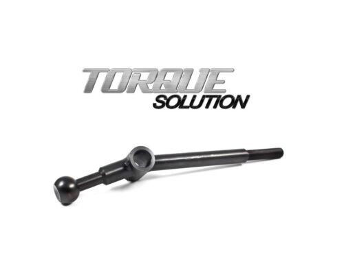 TORQUE SOLUTION 2008-2014 SUBARU IMPREZA WRX SHORT THROW SHIFTER 32/% REDUCTION