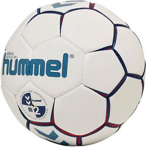 Hummel Arena Handball trainingsball Ball handbälle Blanc/Rouge/Bleu 203598