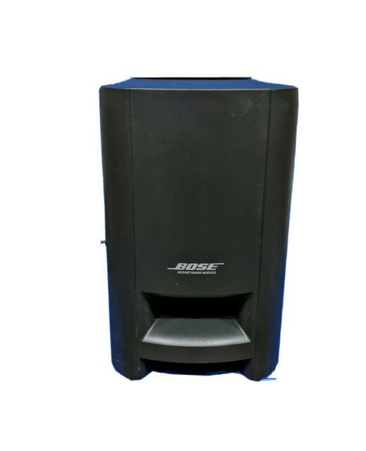 Bose 321 Series Ii Replacement Acoustimass Subwoofer 3