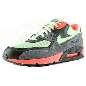 brand new 2ce9e 544ed Nike Air Max 90 Essential Mens Running Shoes 537384-303 Vapor Green ...